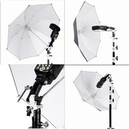 3 bölüm U şekli Tipi Şemsiye Tutucu Işık Için Ayarlanabilir Döner Flaş Braketi Ayarlanabilir @JH nereden