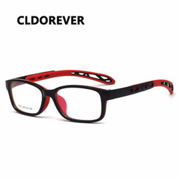 dbd93a3b6d TR90 Kids Eyeglasses Leg Retractable Optical Glasses Frame Children Vintage  Baby Spectacle Eyewear Frames Girls Boys Clear Glass
