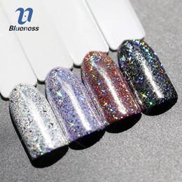 1 Boîte 0.2gram / box Flocons Laser Nail Miroir Acrylique Poudre Liquide Pigmen Nail Taches Galaxy Chrome Art Accessoires Cadeau ? partir de fabricateur