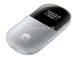 freischaltete mobile hotspot 4g Rabatt Huawei E586 Original Wireless entsperrt Tasche Wifi 3g Mobile Modem Breitband 21mbps 3G WiFi Wireless Router Hotspot 4G Router