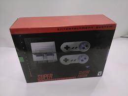 Argentina La mejor calidad 21 Edición FC Super N Sistema de entretenimiento SFC NES SNES Player MINI consola clásica con controlador de asa Suministro