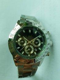 Wholesale Eta Dive Watch - Mens Business Automatic Asia Eta 2831 Date Watch Men Ceramic Black Dial 126600 Glidelock Clasp Dive Basel 43mm Sea Water Resistant Watches