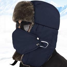 LumiParty Ski d hiver masque de cyclisme Camping en plein air Chaud Lei  Feng Cap Coupe-vent Protection contre les oreilles Chapeau anti-neige avec  masque ... 4deba1b2f99