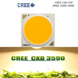 cree geführt wachsen lichter Rabatt Chip Vollspektrum CREE CXB3590 100W 12000LM 3500K Ersetzen HPS 200W Wachsende Lampe Indoor LED Pflanzenwachstumsbeleuchtung