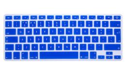 """lenovo ideapad s Скидка Portuguese Language Euro UK Silicone Keyboard Skin Keypad Cover Protective Film For Mac Book Pro Retina """" 15""""17 A1466"""