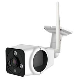 1080 p cámara wifi 2.0mp cámara IP al aire libre impermeable 360 grados de cámara panorámica VR Cam Fisheye Cam Bullet con ranura para tarjeta TF + alimentación desde fabricantes