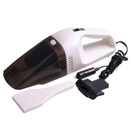 nettoyage à sec Promotion Aspirateur de voiture amphibie humide et sec portable DC12V 60W, voiture entière propre de ligne électrique de 2,4 M, mini aspirateur de voiture