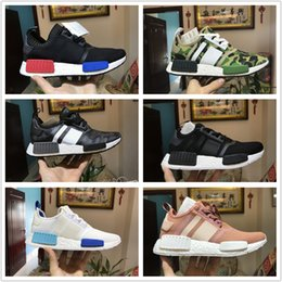 Wholesale blue nest - New XR1 Runner PK Primeknit 2018 Fashion Men's & Women's Wholesale Discount Running Shoes Sports Sneakers Nest Quality With Box