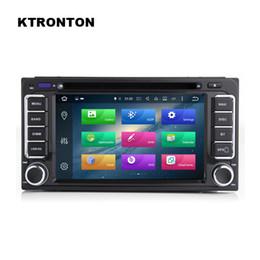 4G RAM Octa Core Android 8.0 Reproductor de DVD del coche para Toyota Universal con Radio GPS Navegación Wifi DVR Mirror Link 32GB ROM desde fabricantes