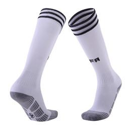 Wholesale spain cycling - Soccer Socks Professional Club Football 2018 World Cup Adult Football Socks Student Towel Antiskid Stockings Argentina Spain Training Socks