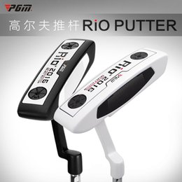 "Wholesale Ems Golf Clubs - brand PGM. Free shipping by EMS. PGM Men and Women Golf Putter 34"" and 35"" Golf Club Stainless Steel Shaft."