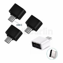 2019 разъем для сотового телефона usb Type-C OTG USB 3.1 К USB2.0 Разъем адаптера Type-A для телефона Samsung Huawei Аксессуары для мобильных телефонов дешево разъем для сотового телефона usb