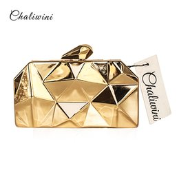 Wholesale colored clutches - Hot Sale European Style Fashion Women Acrylic Handbags Ladies Wedding Party Day Clutch Hasp Candy-colored Evening Bags