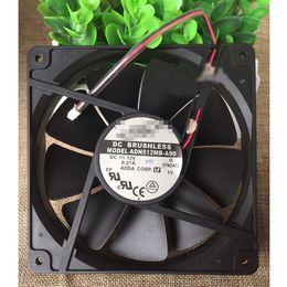 Fan pour adda en Ligne-Pour ADDA ADN512MB-A90 ventilateur de refroidissement 12V 0.27A 135 * 135 * 25mm