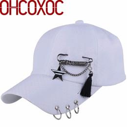 533b6f9bba5b7 2019 modelos de pin Promoción hombres mujeres novedad sombreros casuales  diseño de marca estrella borla pin