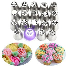 #108 Stainless Steel Icing Nozzle Decoration Tip Cake Craft Pastry Decors Tools