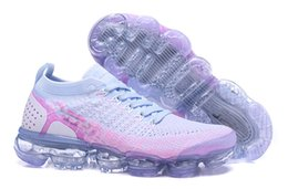 Wholesale white fancy tops - Cheap Vapormax 2.0 Women Running Designer Shoes Top Brand Fancy Sport Shoes Women Outdoor Superb Athletic Basketball Sport Sneakers With Box