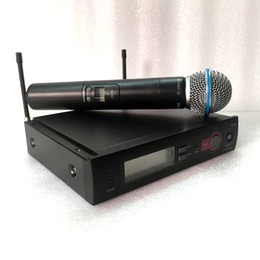 Wholesale best karaoke microphone - Wireless microphone singing karaoke stage high-quality audio and best clear wireless microphone