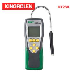 visualizzazione a punti lcd Sconti kingbolen DY23b Tester fluido freni automatico Duoyi con display LCD digitale Batteria 9V DY23 plus DOT 3/4 / 5.1 DY23B