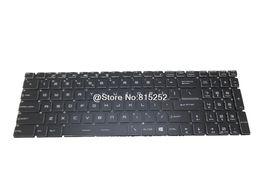 Teclado portátil para MSI GE72 2QC 2QD 2QD 2QL 6QF 6QD 6QL PE60 2QE 6QD 6QE PE70 2QE 6QE PE72 7RD 7TH GL62 GL62M 7RDX desde fabricantes