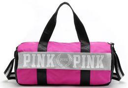 Wholesale Love Deeper - vs love pink girl bag travel duffel bag women Travel Business Handbags Victoria beach shoulder bag large secret capacity bags