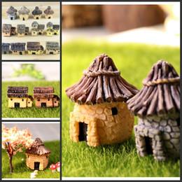 2019 gnomi da giardino fiabeschi in miniatura ZAKKA simulazione 3 cm carino resina artigianato casa fairy garden miniature gnome micro paesaggio decor bonsai per la casa giardino decor gnomi da giardino fiabeschi in miniatura economici