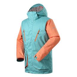 2018 nuovi uomini giacca da sci impermeabile giacca invernale da neve cappotto termico per outdoor sci montagna marchio di snowboard da