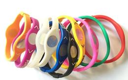 2019 bracelet balance silicone énergie Nouveau Solde Bracelet énergie bracelets de silicone Bandes de sport Energy Balance bracelet pour le meilleur cadeau bateau gratuit bracelet balance silicone énergie pas cher