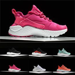 pretty nice a7072 fa30b 2018 luft huaraches kinder 2018 Nike Air Huarache Ultra Laufschuhe Big Kids  Jungen und Mädchen Schwarz
