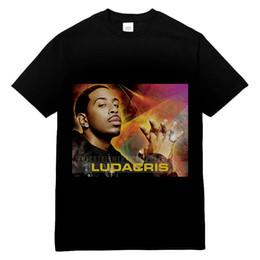 Wholesale Band Bridge - Personalized Designer Christopher Brian Bridges Ludacris T shirts Rapper Hip Hop Rock Singer Band Fans Tee Harajuku Shirts,Unisex Cotton