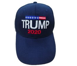 Trump 2020 Tut Amerika Büyük Kampanya Şapka Büyük embrodiery nereden atkı askısı tedarikçiler