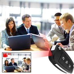 Wholesale Camera Ccd - HD 1080P CCD S820 Spy car key camera with IR night vision Motion Detection Mini DV DVR Key chain hidden camera video recorder
