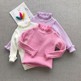 a78e99a0854f2 Printemps hiver bébé Filles vêtements pull pull enfant tops vêtements  d extérieur pour les bébés nouveau-nés vêtements à tricoter enfants manteaux  chandails
