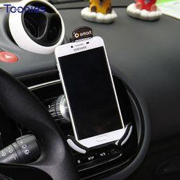 encosto de cabeça ajustável tablet Desconto Smart 453 Modelo Forfour Fortwo Suporte para o seu Telemóvel em Navegação de Carga Suporte de Carregamento Suporte Celular Montagem para Telefone