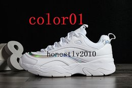 Wholesale rays light - 2018 Designer Folder X Ray Disruptors 2 Increased Bottom Casual Shoes for Men Women Original 2s White Blue Red Jogging Sneakers