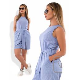 a1125ef405ba 2018 Summer rompers womens jumpsuit striped playsuit 5XL 6XL plus size jumpsuit  shorts overalls for women combinaison femme striped short jumpsuit for women  ...