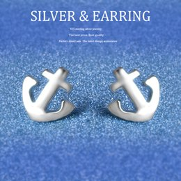 Wholesale money dating - Lose Money Promotions! Wholesale silver plated ancho stud earing, silver plated fashion jewelry, Fashion earring For Women E403