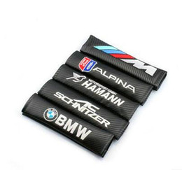 Auto-Sicherheitsgurt-Jacke für BMW Volkswagen Audi KIA mini Carbon-Faser-Leder-Sicherheits-Schulter-Schutz. von Fabrikanten