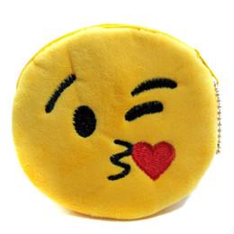 2019 niedliche qualität geldbörsen Neue qq Ausdruck Münze Brieftasche weiblich Nette Emoji Münze Taschen gute Qualität Kreative Cartoon Geldbörse günstig niedliche qualität geldbörsen