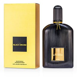 2019 perfume dhl Alta calidad Ford Black Orchid Cologne para hombre MARCA 100 ML Perfume en spray Fanscinating Aromas Eau De Toilette envío gratis DHL perfume dhl baratos