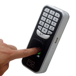 Wholesale Security Id - Fingerprint + ID card Access Control Fingerprint security Access Fake detection Check in and out Record Time