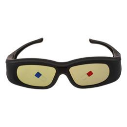 Wholesale active shutter 3d glasses - Top Deals Gonbes Bluetooth 3D Active Glasses for SAMSUNG PS64D8000FJ PANASONIC tc p42ut50 TX P50UT50E PANASONIC TX-P50GT50 TX