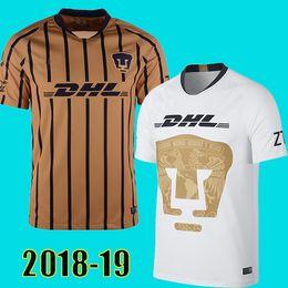18 19 México club UNAM PUMAS jerseys GUERRON 2018 2019 jersey CALDERON  camisa de fútbol FORMICA Camisa de fútbol CASTILLO ABRAHAM maillot de pie 7f581cb8c30db