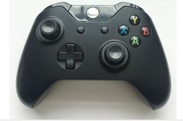 Xbox original on-line-Controlador de xbox one recondicionado sem fio bluetooth personalizado gamepad com placa-mãe original e OEM xbox one shell controlador