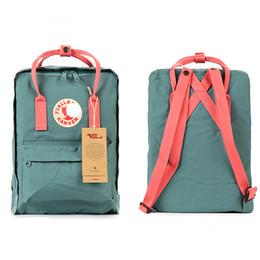 Wholesale Canvas Backpack Pink - New sweden backpack Youth student school bag sport waterproof material outdoor travelling waterproof bagpacks bag Travel essential backpack