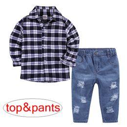 Canada Vêtements d'été pour enfants gris Offre
