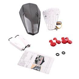 Wholesale Honda Shadows - ALLGT Motorcycle LED Brake Tail light + Turn Signals Warning Lamp Fits HONDA SHADOW AERO 750 2004 2005 2006 2007