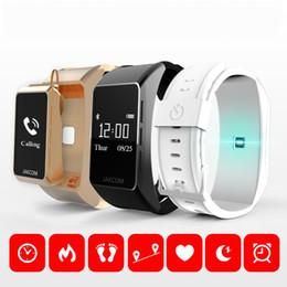 Écouteurs personnalisés en Ligne-Écouteurs bluetooth de bande de bracelets de montre intelligente de B3 avec des prises d'oreille faites sur commande contre la bande mi de bande 2 intelligente
