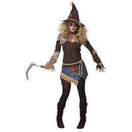 horrible costumes Coupons - High Quality Brand New Halloween Party Gothic Costume Halloween Witches Uniform Zombie Ghost Players Devil Horrible Costumes