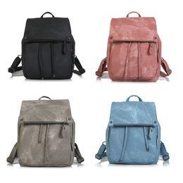 9af421c25236 THINKTHENDO Women Casual Backpack Student Small Bookbag Shoulder Bag Girls  School Bags Rucksack Satchel 2018 New Backpacks